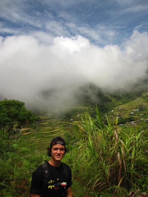 Paradise rice terraces of Mayoyao