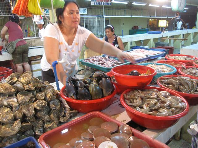 Dampa Wet Market