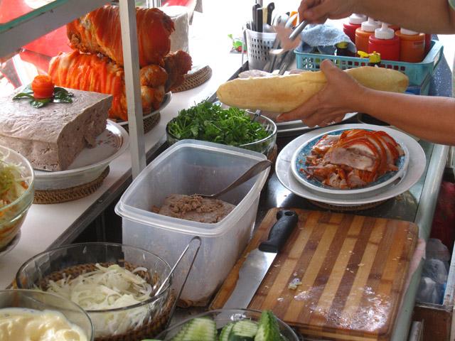 Laos Sandwich