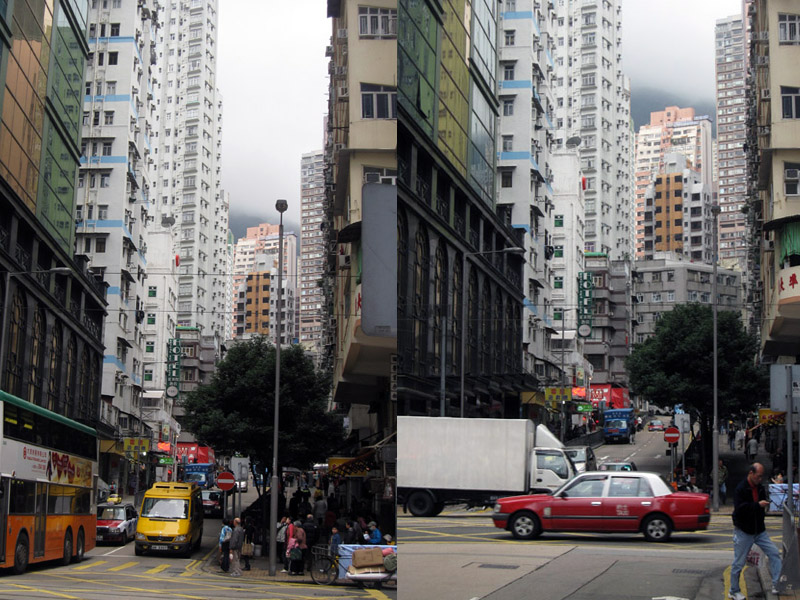 Scenes from Hong Kong