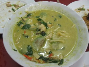 Gaang Keow Wan Green Curry