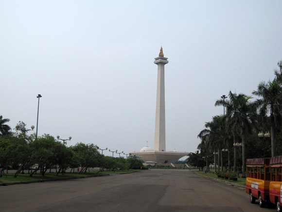 Jakarta Mona National Monument What to Do When You Find Yourself in Jakarta