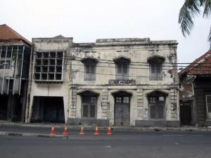 Historic Town Jakarta Indonesia