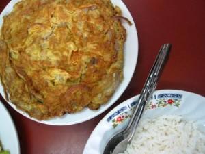 thai egg omelet