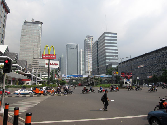mainstreet in jakarta What to Do When You Find Yourself in Jakarta