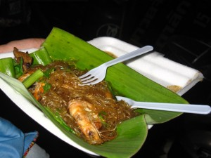 shrimp and glass noodles