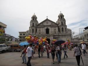 quiapo church manila philippines