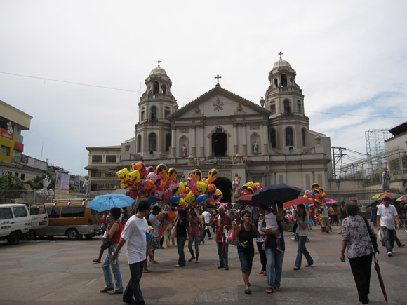 quiapo church manila philippines