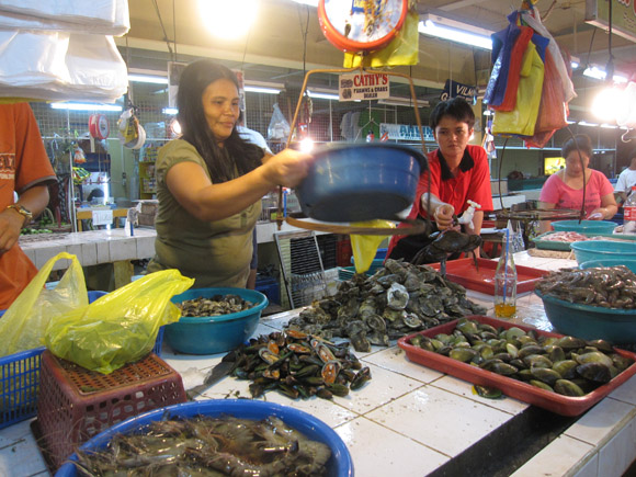 seafood dampa manila philippines
