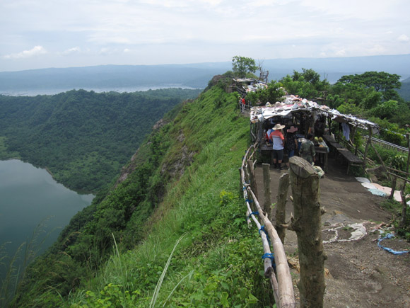 tagaytay mount taal philippines