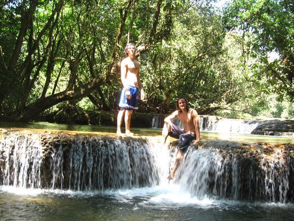 takianthong waterfalls sangkhlaburi