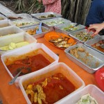 Rules of Engorgement Saturday: Nasi Berlauk, Malaysia