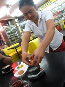 bird's nest soup bangkok thailand