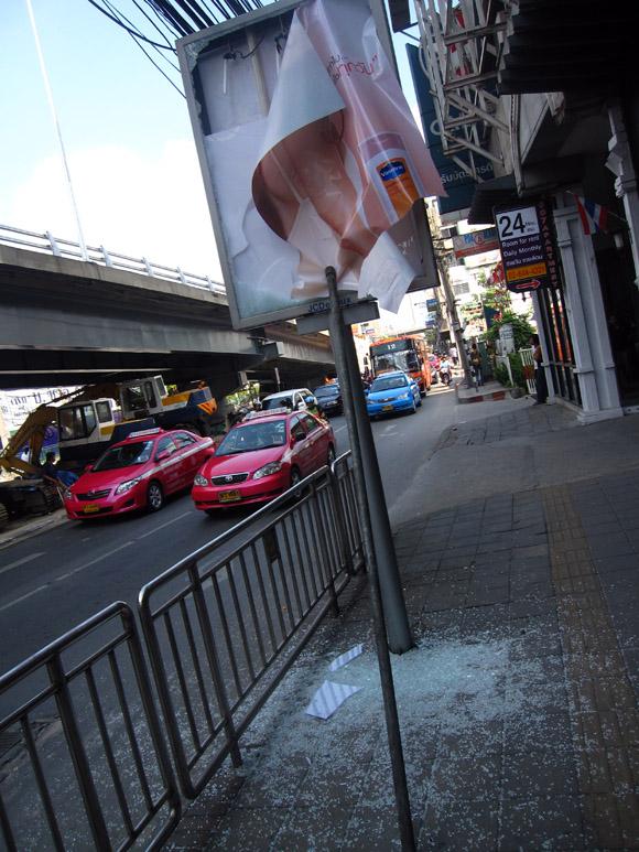 IMG 0061 Ground Zero in Bangkok, Din Daeng, 18 May 2010