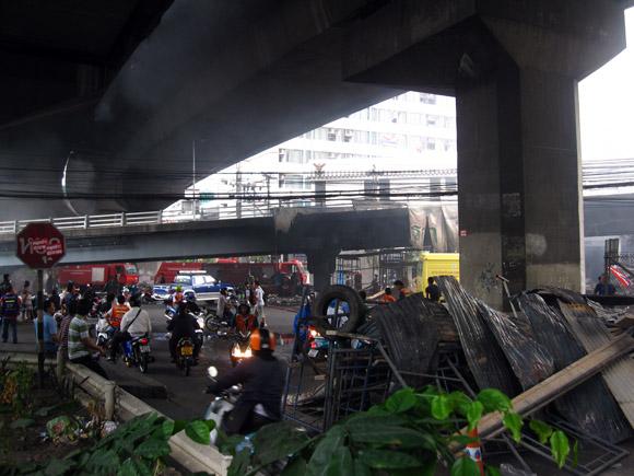 Din Daeng intersection