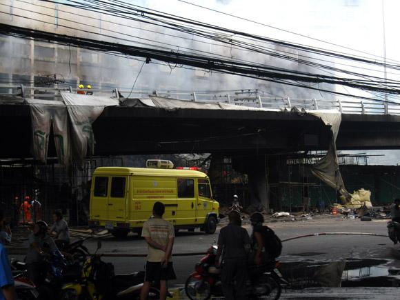 IMG 0086 Ground Zero in Bangkok, Din Daeng, 18 May 2010