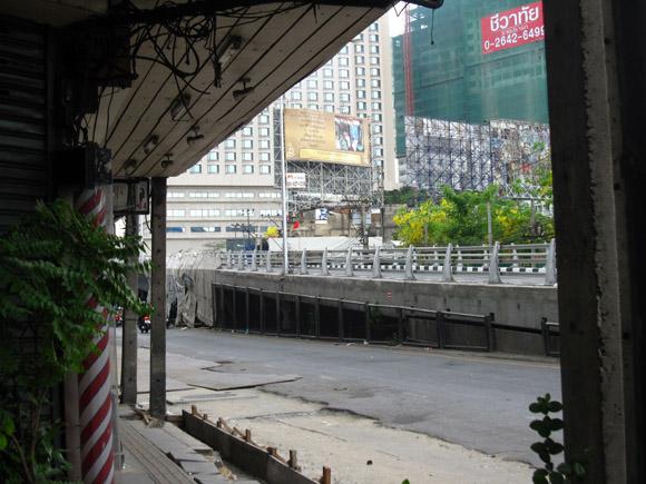 IMG 0123 Ground Zero in Bangkok, Din Daeng, 18 May 2010