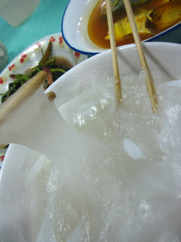 sago starch in brunei