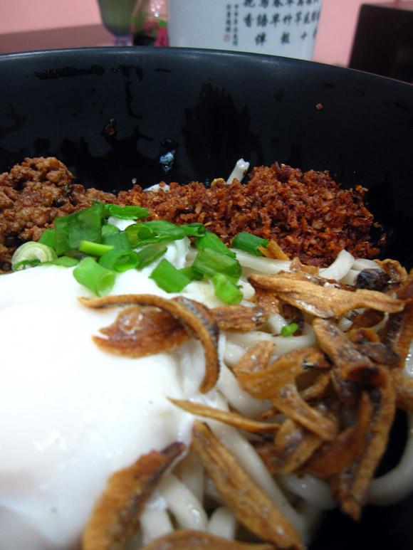 chilly pan mee Malaysian Spaghetti: Super Kitchen Chili Pan Mee