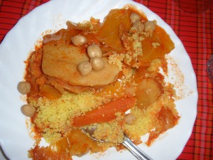 Algerian Berber Couscous
