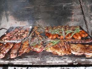 parilla asado in argentina