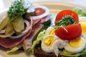 Danish sandwich