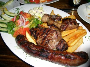 South Africa braai 300x225 World Cup of Cuisine: 32 Culinary Nations Battle in South Africa 2010