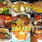 World Cup of Cuisine: 32 Culinary Nations Battle in South Africa 2010