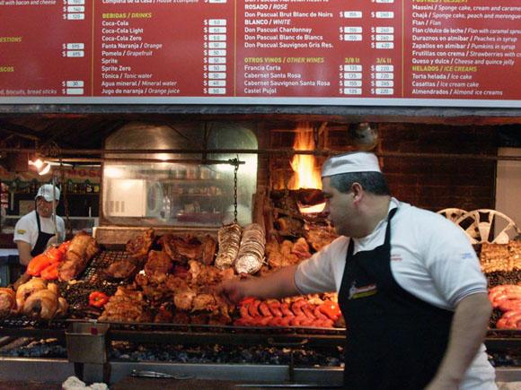 meat parilla in montevideo uruguay
