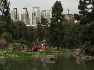 Japanese Gardens in Buenos Aires, Argentina