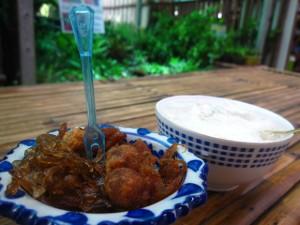 thai iced rice