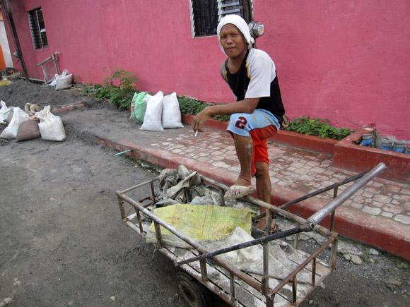 volunteering in payatas manila