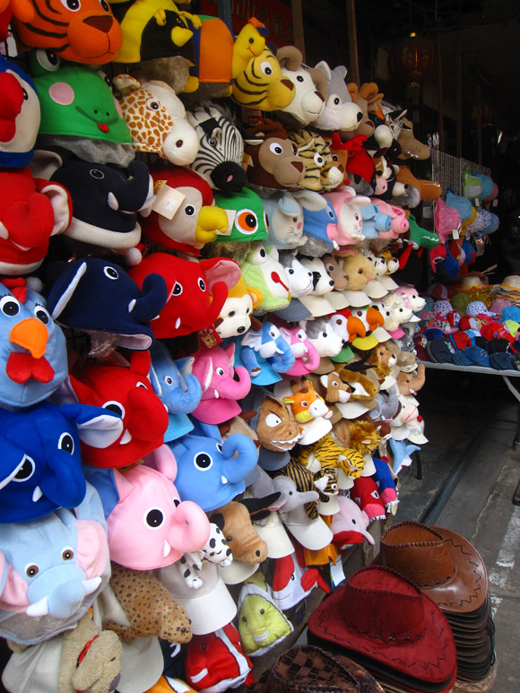 stuffed animals in thailand