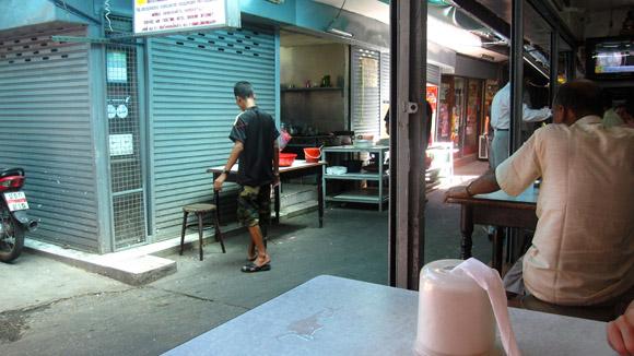 Toney Indian Restaurant Pahurat bangkok