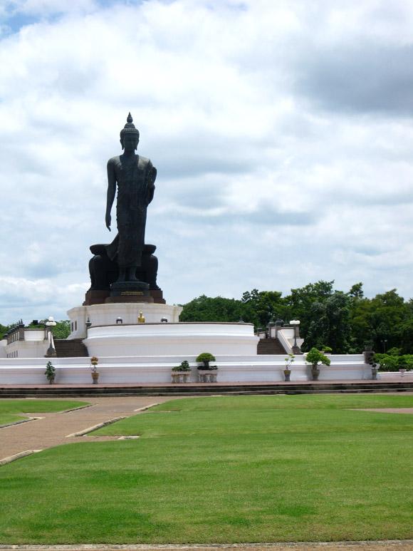 Buddhamonthon in Nakhon Pathom