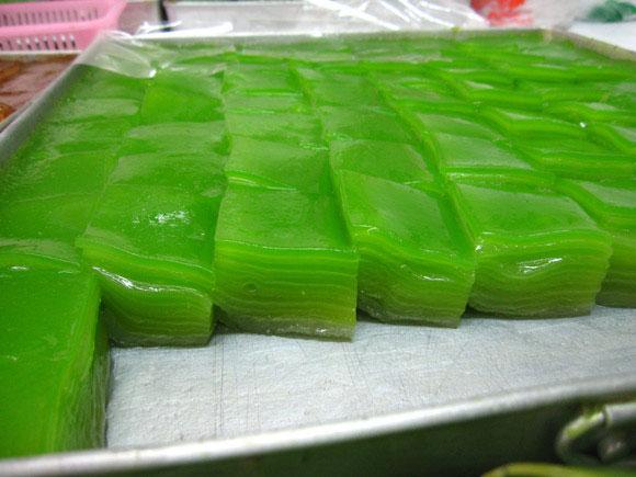 thai khanom chun jelly