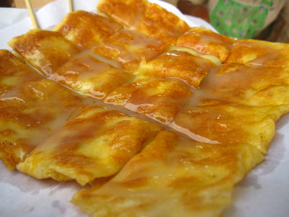 roti gluay Thai Desserts (Khanom Wan Thai): The Ultimate Thailand Sweets Guide