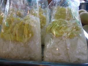 khao niew durian