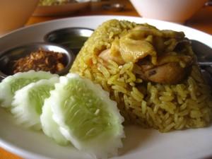 thai biryani rice