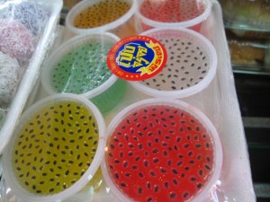 Woon thai jelly