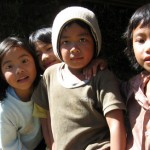 Photo Favorite: Kids at the Rice Terraces of Mayoyao, Philippines