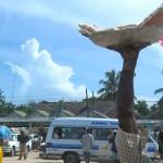 Photo Favorite: Hustling Snacks to Bus Riders in Tanzania