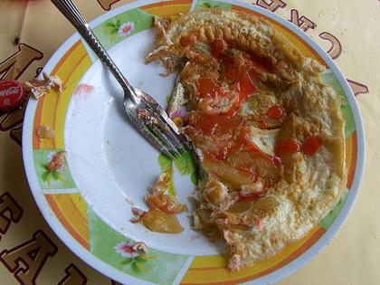Chips Mayai