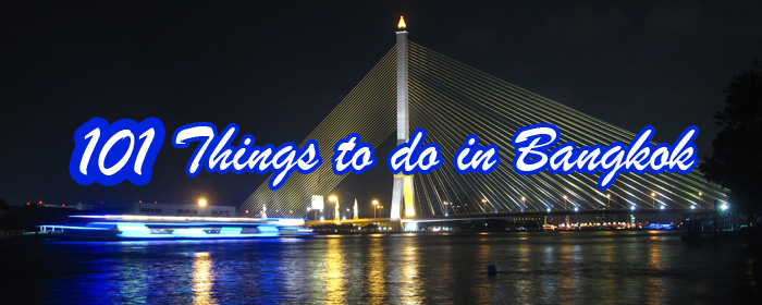 featured 101 Things to Do in Bangkok