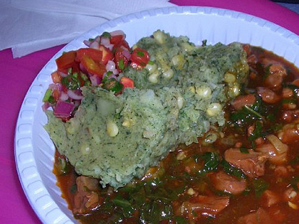 Irio Kenyan Food