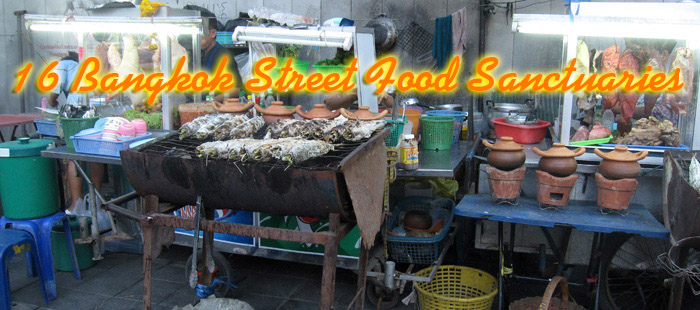 streetfood title Top 16 Bangkok Street Food Sanctuaries