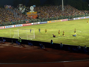 thai football 101 Things to Do in Bangkok