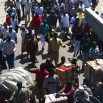 Photo Favorite: Surrounded on Dar Es Salaam's Kigamboni Ferry