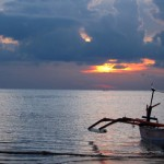 Photo Favorite: Sunset on the shores of Lovina, Bali, Indonesia