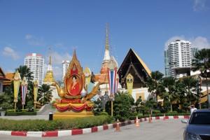 Wat Yan Nawa (Boat Temple)
